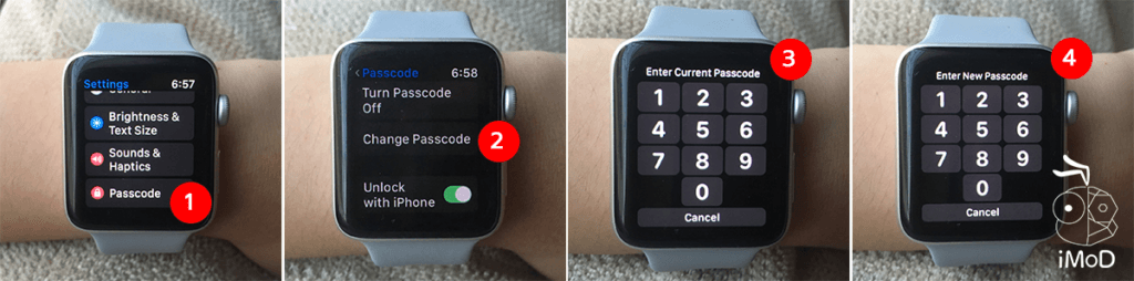 How To Use Passcode On Apple Watch For More Security 1
