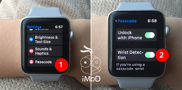 How To Use Passcode On Apple Watch For More Security 6