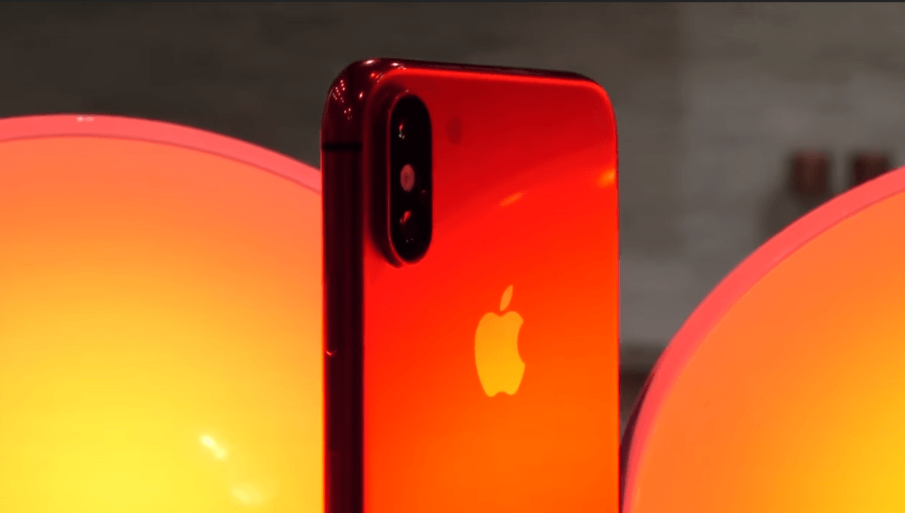 Iphone 2018 Product Red Concept 1