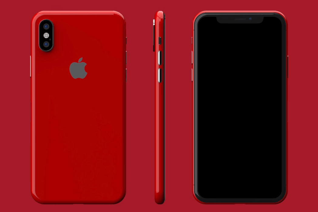 Iphone 2018 Product Red Concept 5