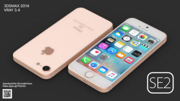 Iphone Se 2 By Martin Hajek 4