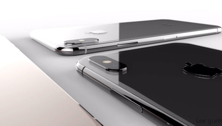 Iphone X Plus Lee Gunho Concept 5