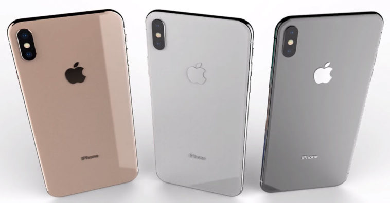 Iphone X Plus Lee Gunho Concept