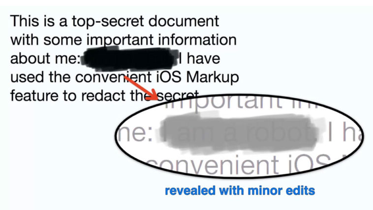 Markup Ios Secret Info