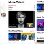 Music Videos Section Appears In Apple Music Ios 11 3