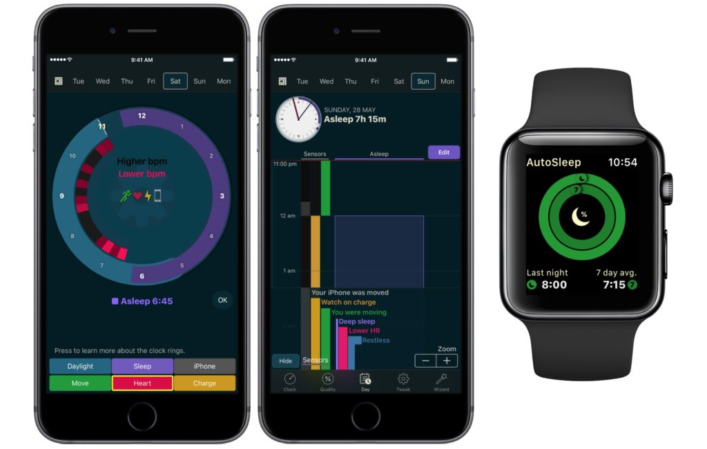 Sleep Tracking For Apple Watch 5