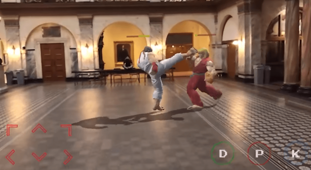 Street Fighter 2 1