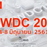 Wwdc 2018 Cover