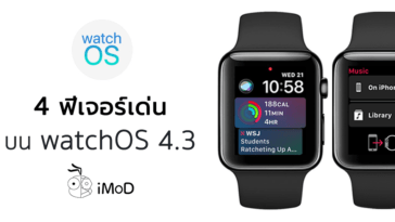 4 New Feature In Watchos 4 3