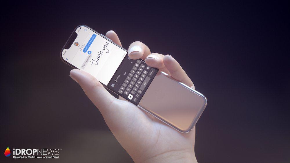 Curved Iphone Concept Idrop News X Martin Hajek 5