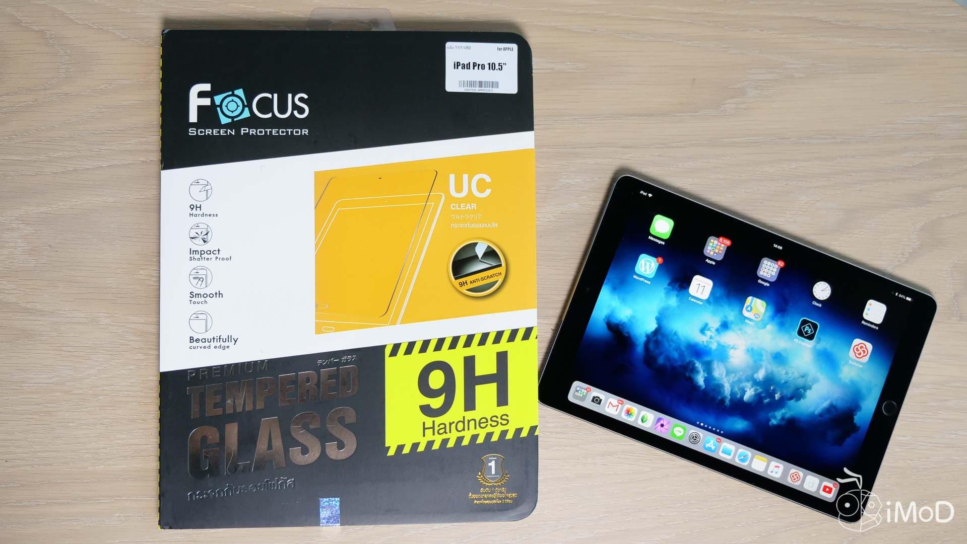 Focus Ipad Pro 10.5 Smart Note 2541