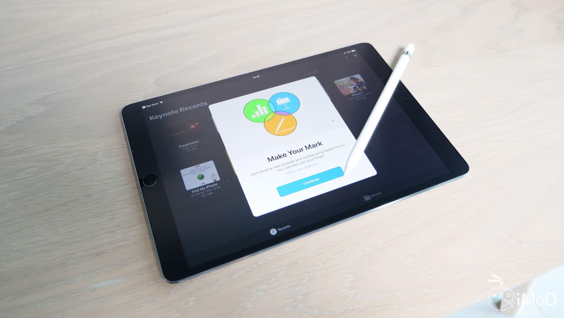 Focus Ipad Pro 10.5 Smart Note 2555