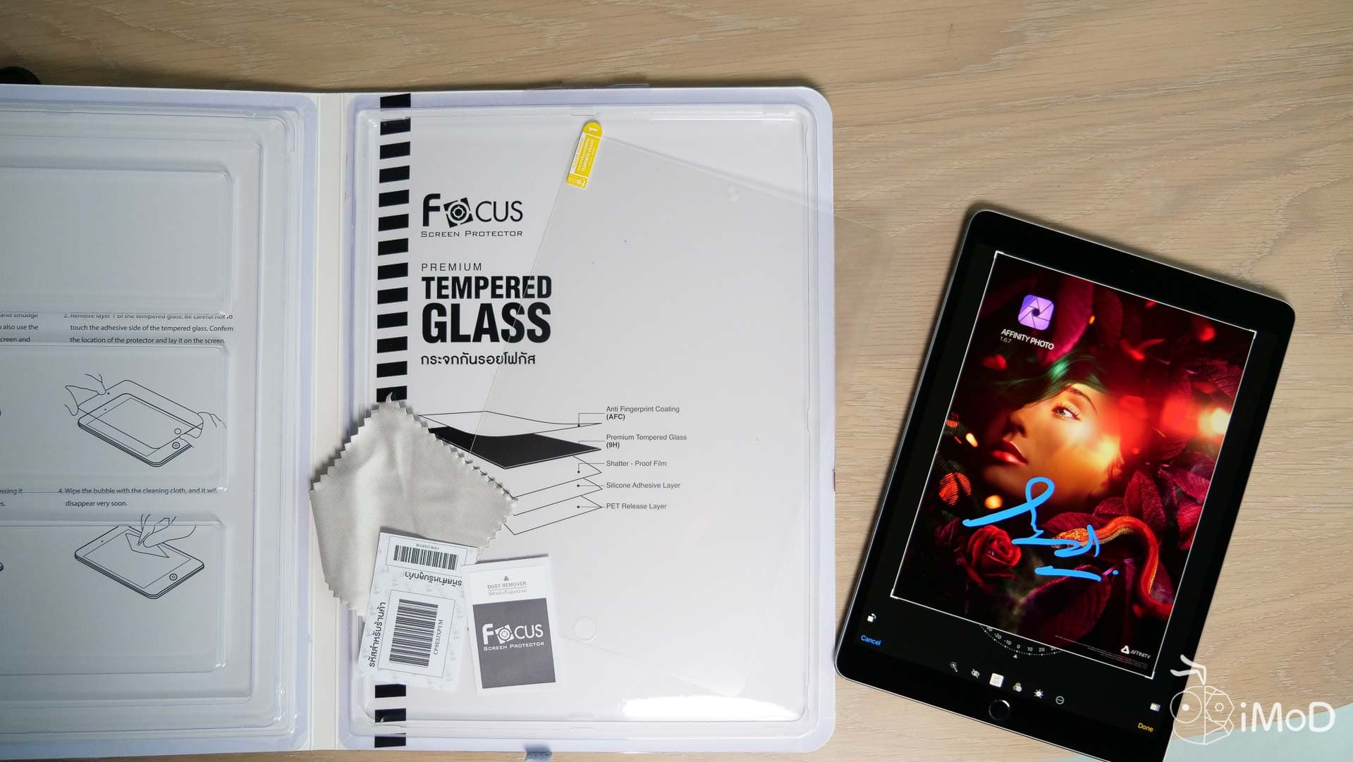 Focus Ipad Pro 10.5 Smart Note 2581