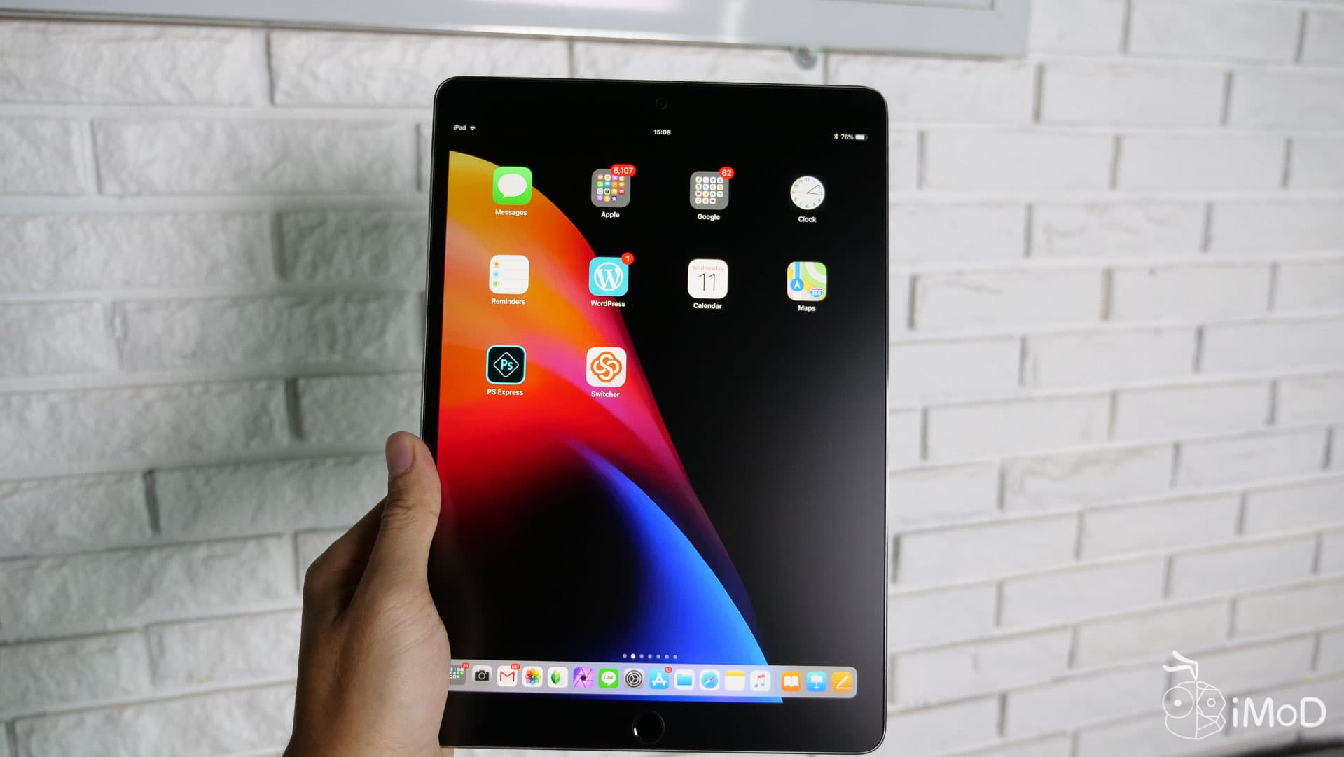 Focus Ipad Pro 10.5 Smart Note 2584