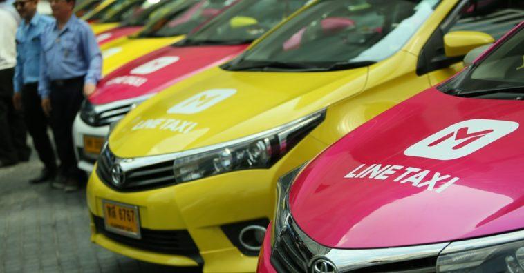 Line Taxi Thai Taxi 4 (12)