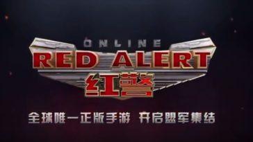 Red Alert Online Cover