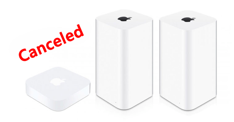 Airport And Time Capsule Discontinue Cover