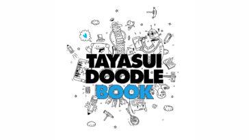 App Tayasui Doodle Book Cover