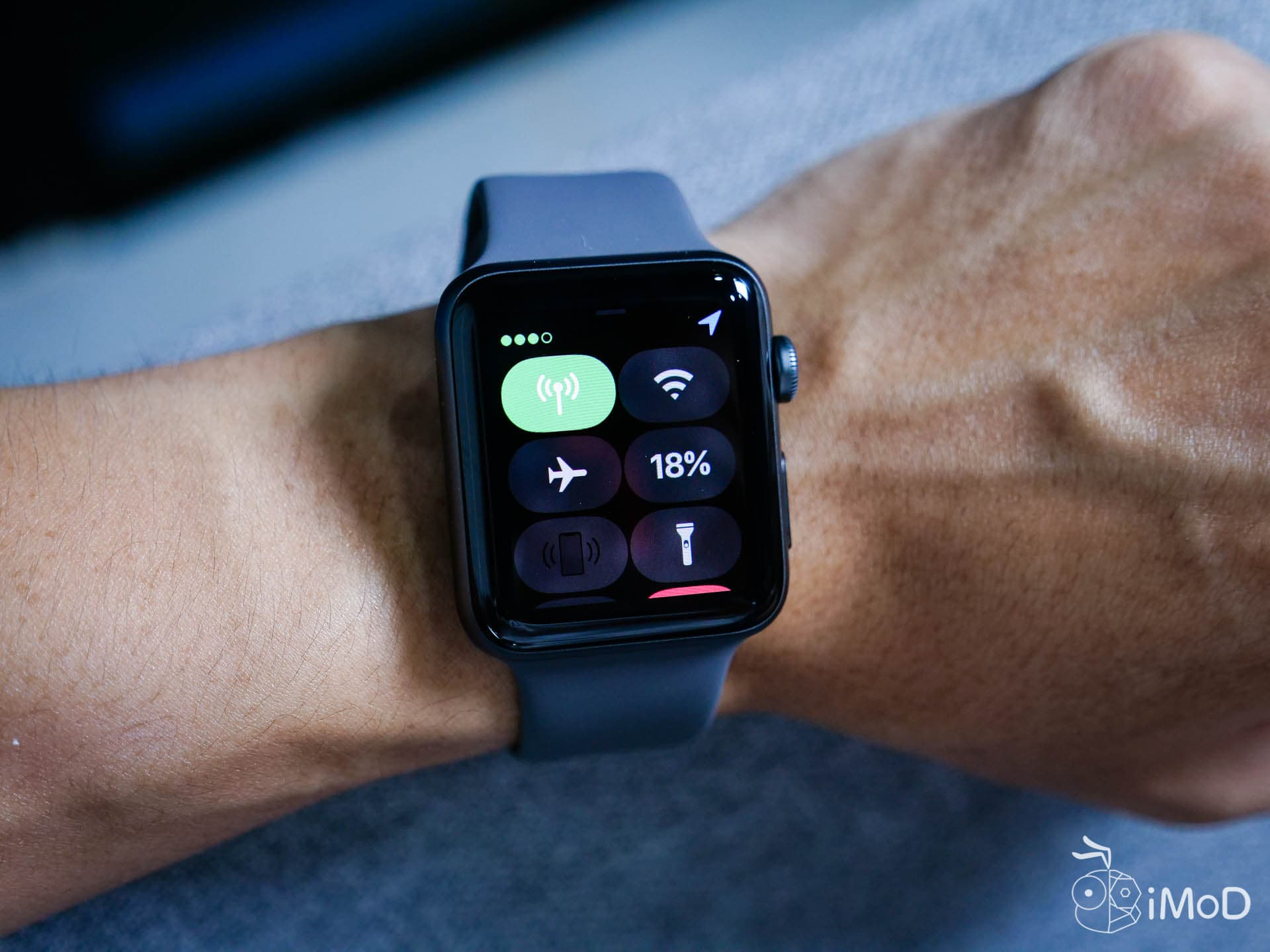 Apple Watch Series 3 Cellular Review 1756