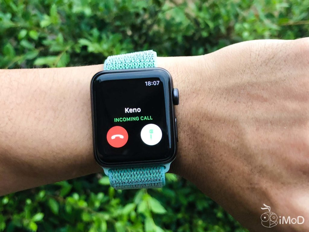 Apple Watch Series 3 Cellular Review 8823