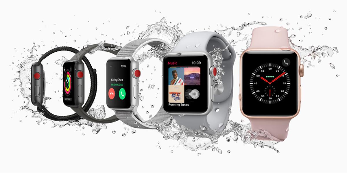 Apple Watch Series 3 Price New