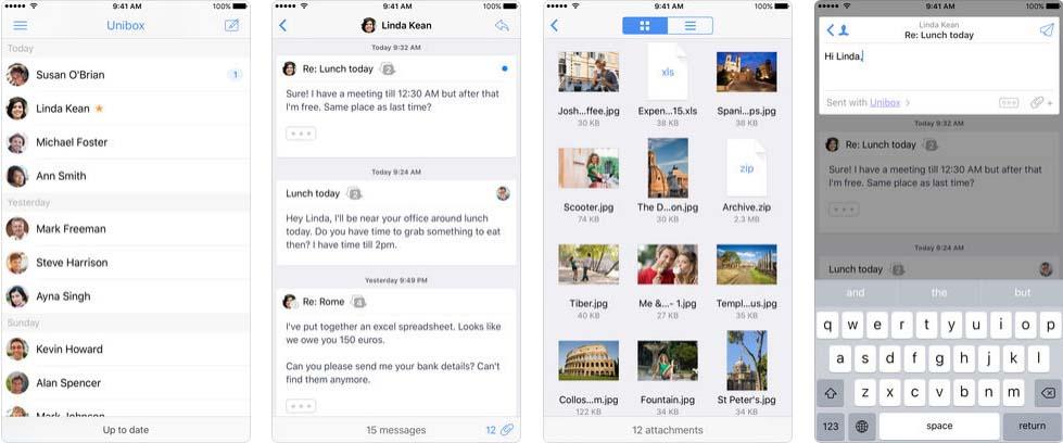 Apps Unibox Content1