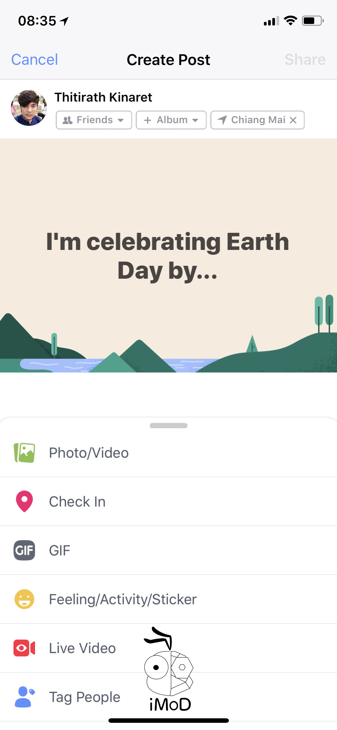 Facebook Earth Day 005