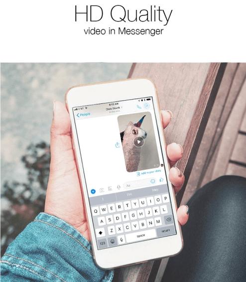 Facebook Messenger Video 360 Degree Photos 1