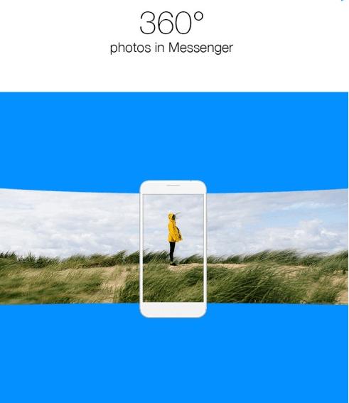 Facebook Messenger Video 360 Degree Photos 2