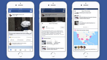 Facebook News Feed Publishers