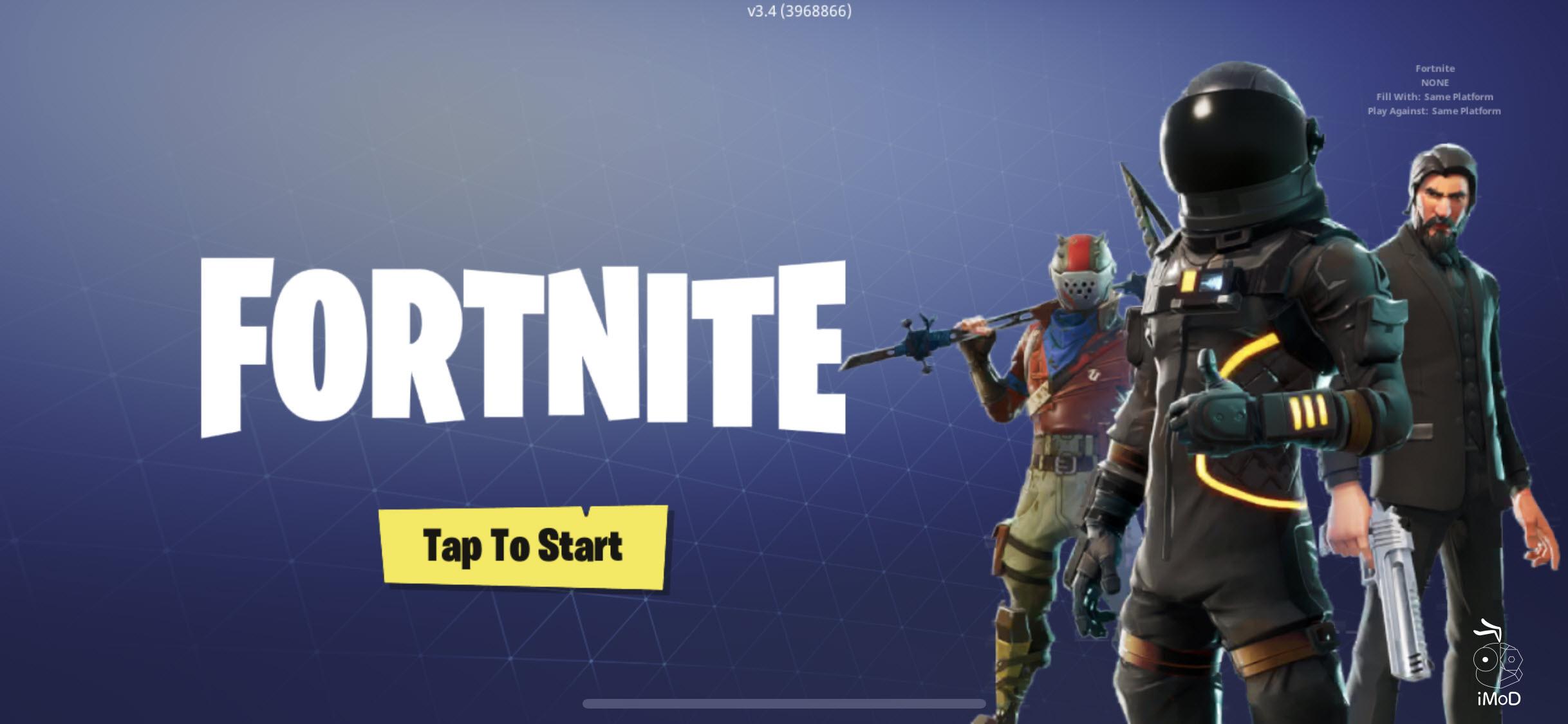 Fortnite Ios Released 003