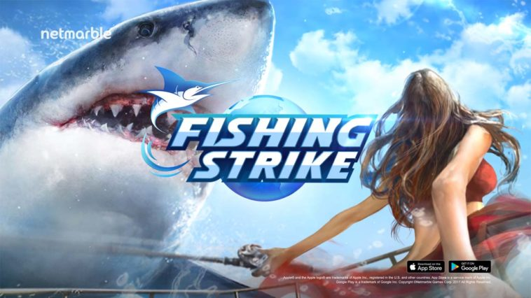 Game Fishing Strike Cover