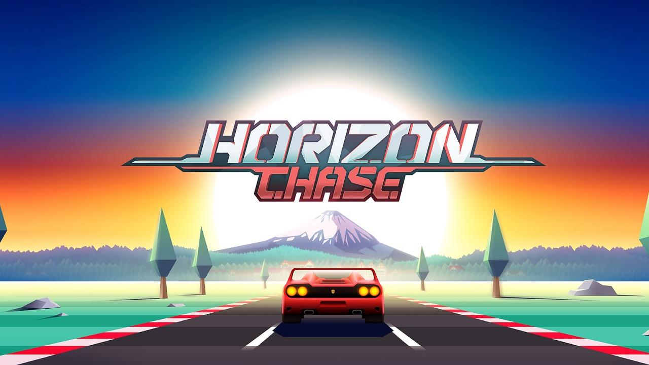 Game Horizon Chase Cover