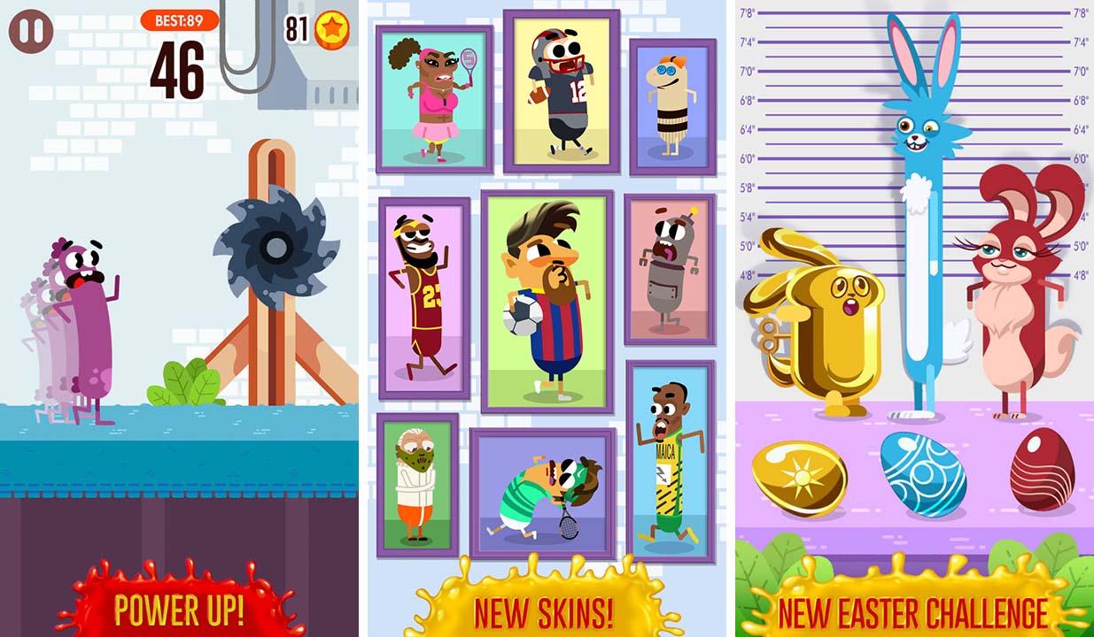 Game Run Sausage Run Content2