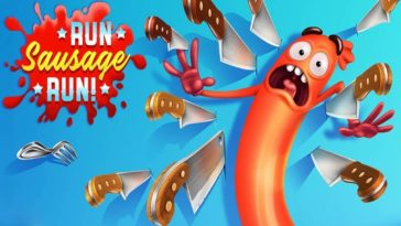 Game Run Sausage Run Cover