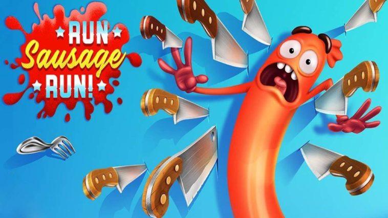 Game Run Sausage Run Cover