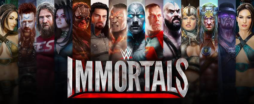 Game Wwe Immortals Content1