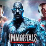Game Wwe Immortals Cover