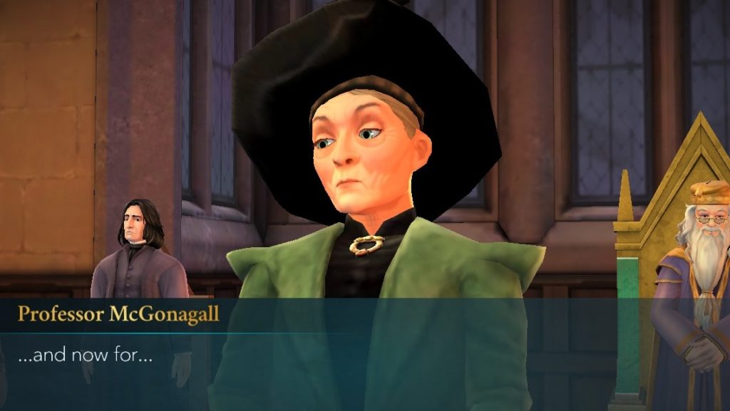 Harry Potter Hogwarts Mystery Game For Ios 12