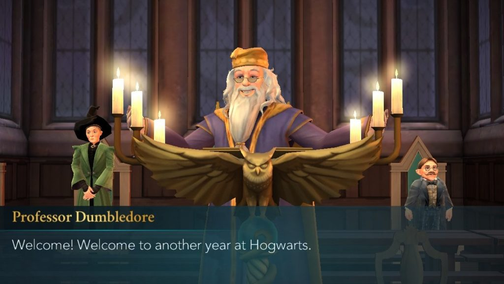 Harry Potter Hogwarts Mystery Game For Ios 15