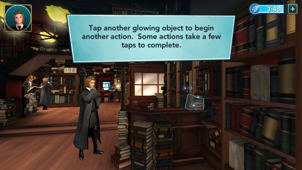 Harry Potter Hogwarts Mystery Game For Ios 4