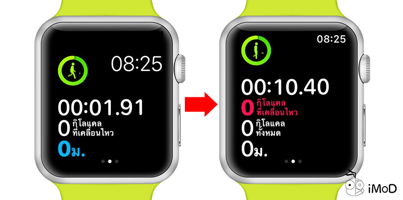How To Customize Apple Watch Workout Metric Display 5
