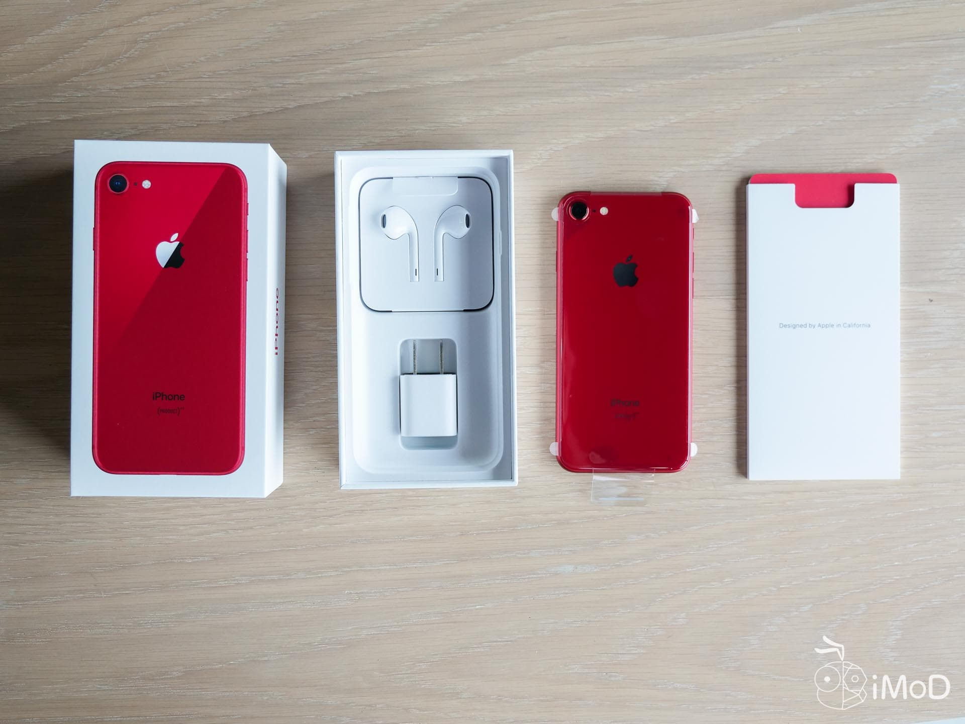 Iphone 8 Prouct Red Unbox 13