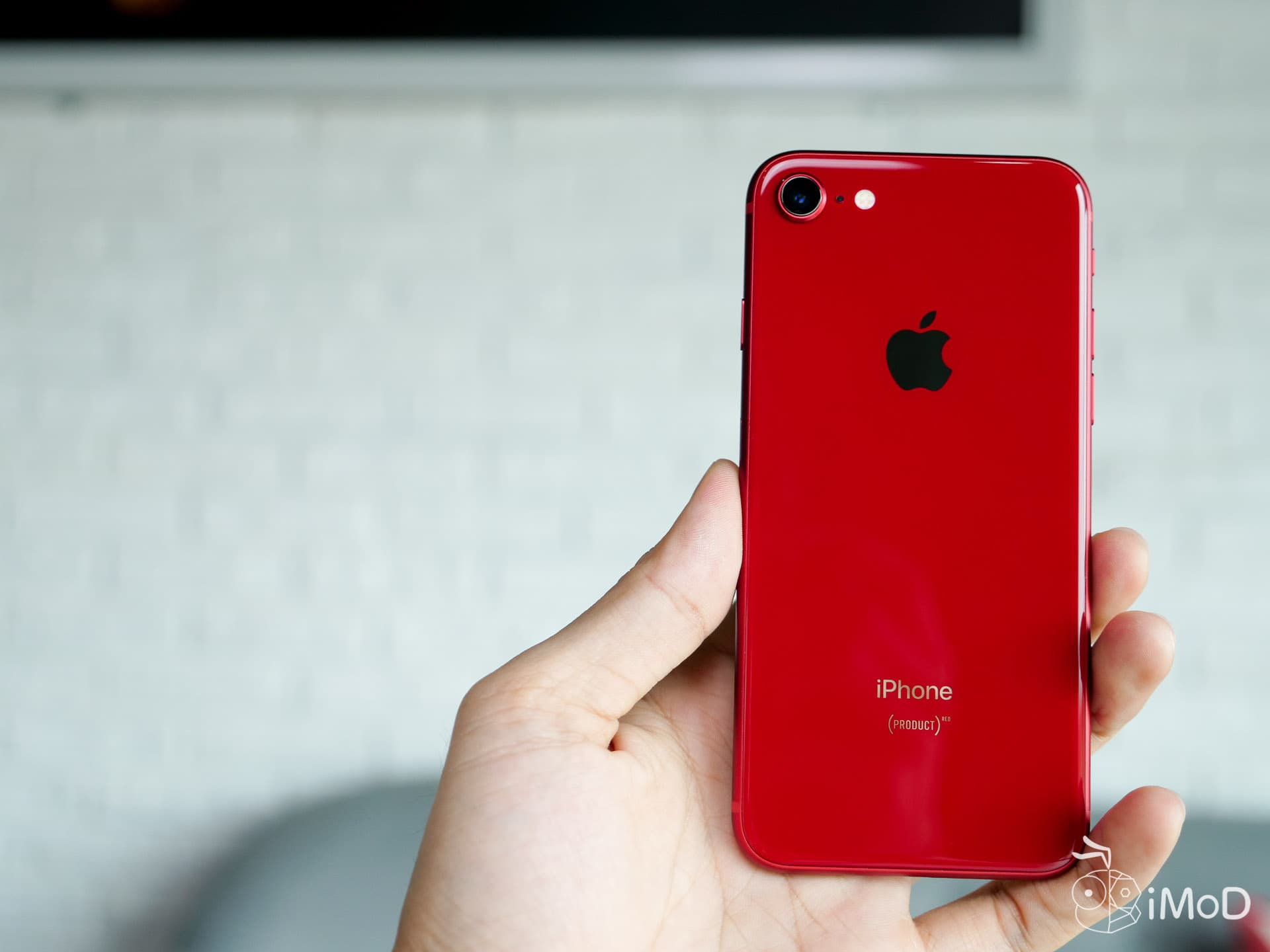 Iphone 8 Prouct Red Unbox 32