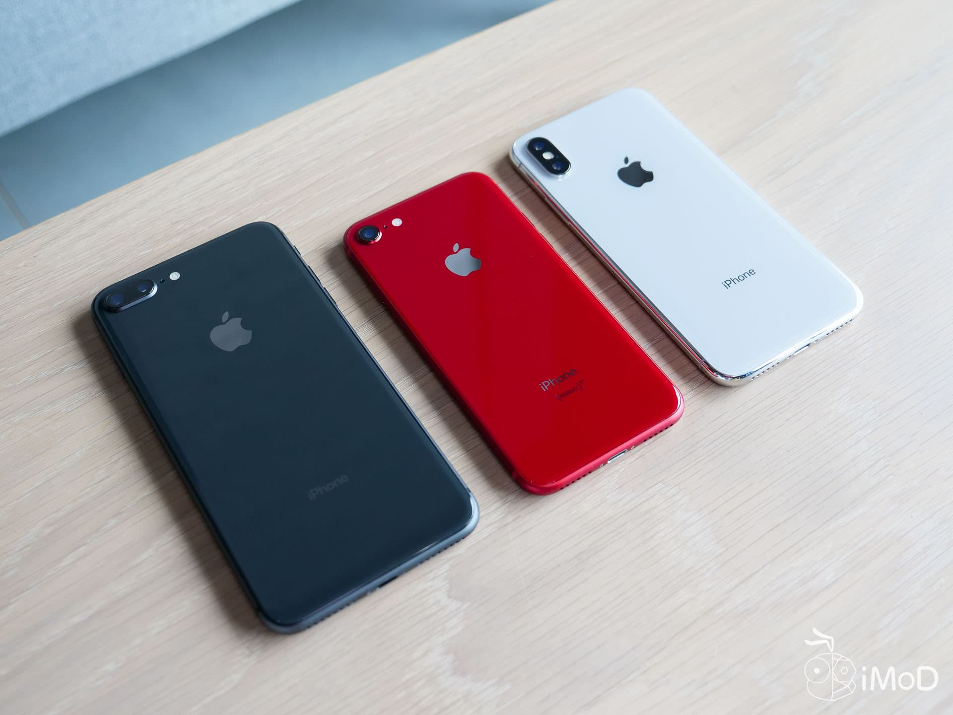 Iphone 8 Prouct Red Unbox 90