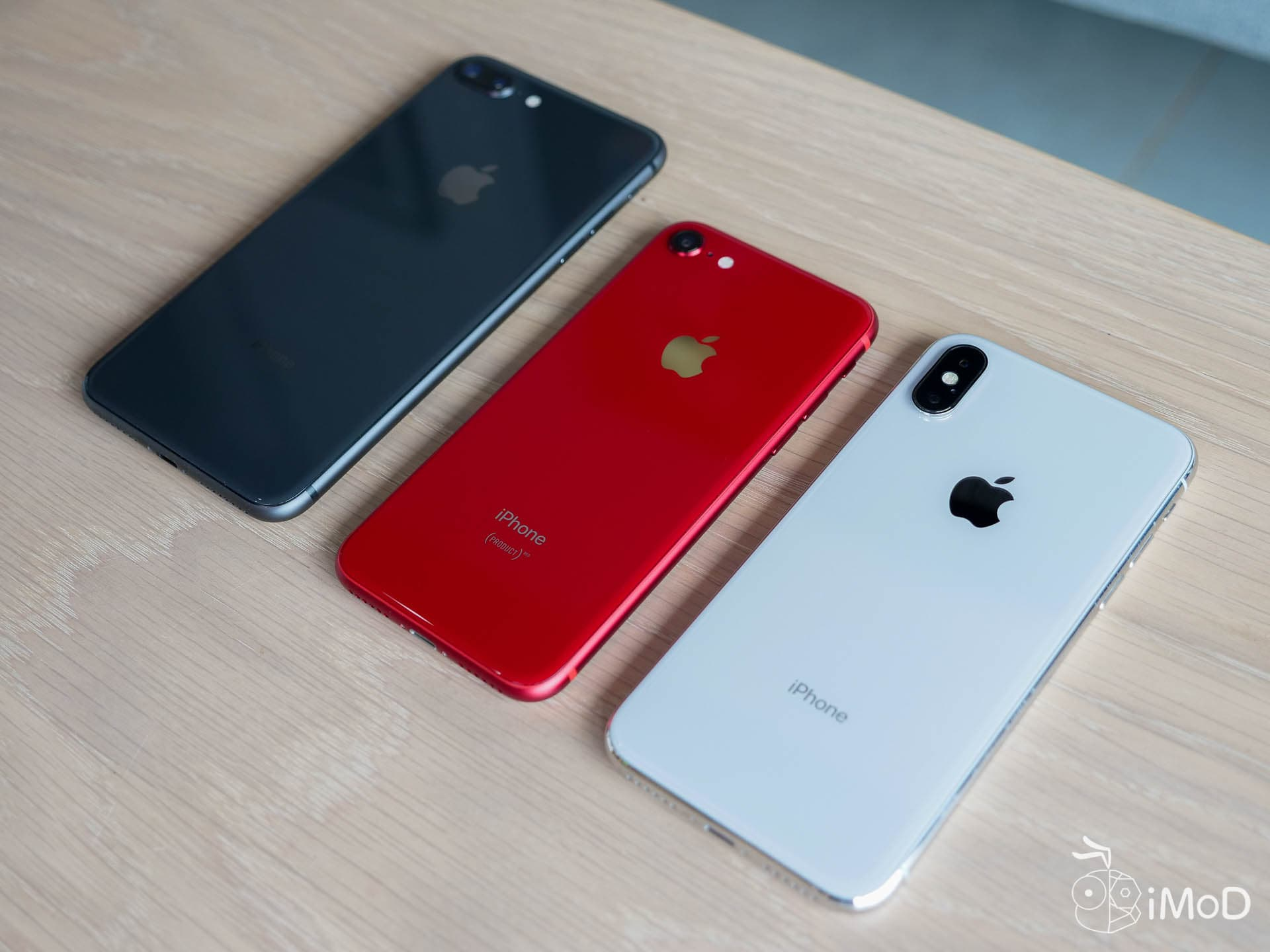 Iphone 8 Prouct Red Unbox 93