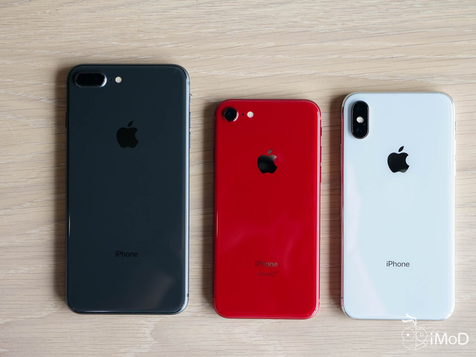 Iphone 8 Prouct Red Unbox 94
