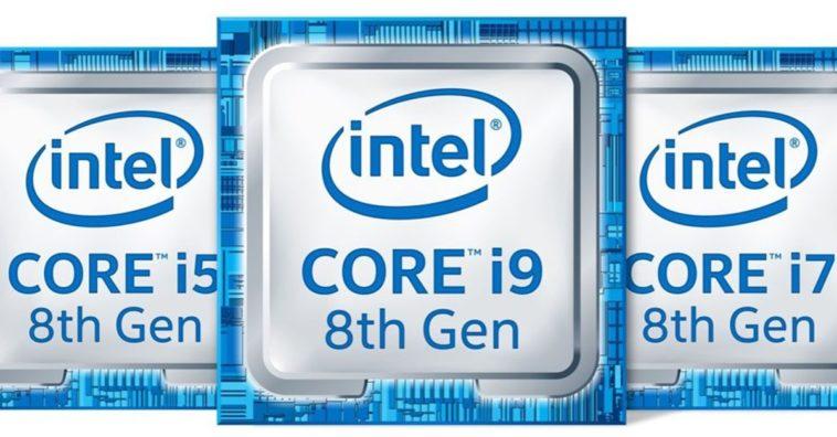 Intel 8th Gen Core Cover