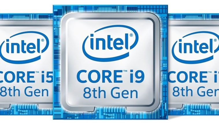 Intel 8th Gen Core Cover