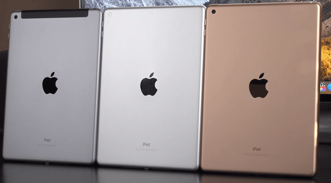 Ipad 9 7 Inch 2018 New Gold Color 1